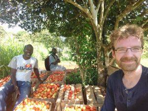 Zu Besuch auf Sansibar
