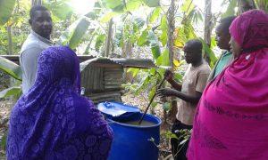 Landwirtschaftliche Kooperativen auf Pemba