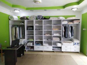 Wäsche- und Reinigungsservicekooperative